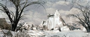 Rating: Safe Score: 0 Tags: 3d cloud has_child_posts highres iichan_rpg landscape mountains no_humans outdoors sepia sky snow tree winter User: (automatic)Anonymous