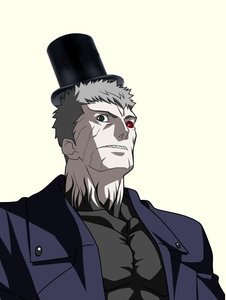 Rating: Safe Score: 0 Tags: grey_hair nrvnqsr_chaos photoshop top_hat tsukihime vector User: (automatic)Anonymous