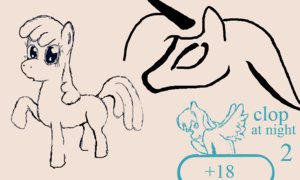 Rating: Safe Score: 0 Tags: animal /bro/ collective_drawing flockdraw horn madskillz my_little_pony no_humans oekaki pony sketch wings User: (automatic)Anonymous