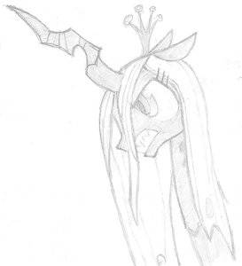 Rating: Safe Score: 0 Tags: animal /bro/ chrysalis fim horns mlp mlp:fim monochrome my_little_pony no_humans pony simple_background sketch traditional_media unicorn User: (automatic)Anonymous