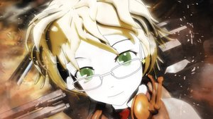 Rating: Safe Score: 0 Tags: 2032 3d blonde_hair glasses green_eyes headphones highres short_hair svetlana_limaeva wallpaper User: (automatic)Anonymous
