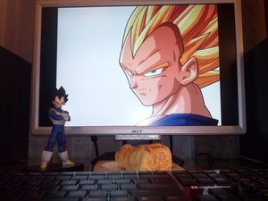 Rating: Safe Score: 0 Tags: 2d_dating computer dragon_ball dragon_ball_z figure male monitor photo super_saiyan vegeta User: (automatic)Anonymous