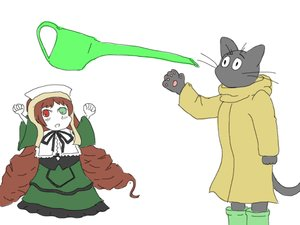 Rating: Safe Score: 0 Tags: cat desu rozen_maiden suiseiseki watering_can User: (automatic)Anonymous