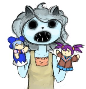 Rating: Safe Score: 0 Tags: cat cirno creepy purple_hair toy twintails unyl-chan zlokot User: (automatic)Anonymous
