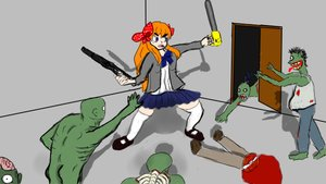 Rating: Safe Score: 0 Tags: gekkan_shoujo_nozaki-kun sakura_chiyo tagme zombie User: (automatic)Anonymous