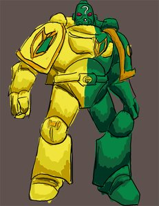 Rating: Safe Score: 0 Tags: ? anonymous awesome banhammer iichanmarines power_armor sci-fi simple_background space_marine wakaba_colors wakaba_mark warhammer_40k User: (automatic)timewaitsfornoone