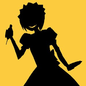 Rating: Safe Score: 0 Tags: evil_smile faceless futaba_channel maid maid_headdress maid_outfit monochrome nijiura_maids short_hair silhouette smile syringe tagme yakui User: (automatic)nanodesu