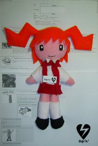 Rating: Safe Score: 0 Tags: chibi doll dvach-tan imageboard orange_hair photo /tan/ twintails User: (automatic)nanodesu