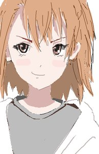 Rating: Safe Score: 0 Tags: arsenixc_(artist) blush brown_eyes brown_hair evil_smile misaka_mikoto peach_hair short_hair sketch smile to_aru_kagaku_no_railgun to_aru_majutsu_no_index User: (automatic)nanodesu