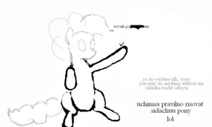 Rating: Safe Score: 0 Tags: /bro/ flockdraw my_little_pony no_humans oekaki pony sketch User: (automatic)Anonymous