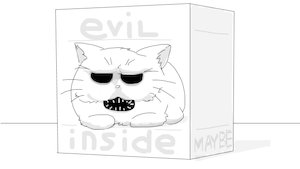 Rating: Safe Score: 0 Tags: box cat inside intel multator sketch zlokot User: (automatic)June