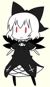 Rating: Safe Score: 0 Tags: bow chibi cirno colored crossover grey_hair lolita_fashion madskillz photoshop rozen_maiden suigintou touhou wings User: (automatic)Anonymous