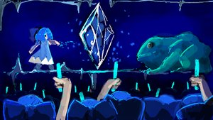 Rating: Safe Score: 0 Tags: blue_hair cirno crystal frog lightstik User: (automatic)Anonymous