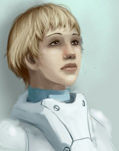 Rating: Safe Score: 0 Tags: blonde_hair space_suit tagme User: (automatic)ii