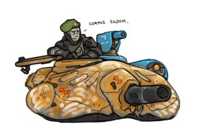 Rating: Safe Score: 0 Tags: armor beret male panzermeido_(artist) sci-fi tank User: (automatic)Anonymous