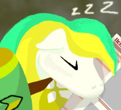 Rating: Safe Score: 0 Tags: animal banhammer /bro/ has_child_posts iichan iipony imageboard lowres mascot multicolored_hair my_little_pony no_humans pony ponyfication sleeping wakaba_colors wakaba_mark weapon User: (automatic)Anonymous