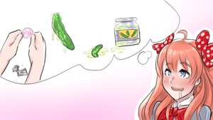 Rating: Safe Score: 0 Tags: condom cucumber gekkan_shoujo_nozaki-kun sakura_chiyo tagme User: (automatic)Anonymous