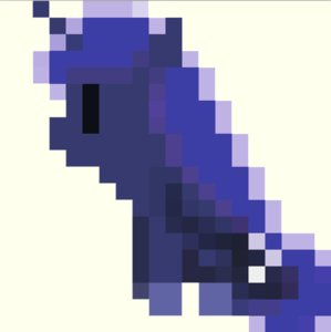 Rating: Safe Score: 0 Tags: alicorn animal /bro/ highres horns mare my_little_pony my_little_pony_friendship_is_magic no_humans pixel_art pony princess_luna purple_hair simple_background sitting transparent_background wings User: (automatic)Anonymous
