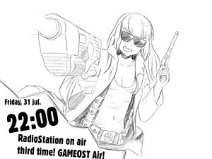 Rating: Safe Score: 0 Tags: glasses ichigo_(artist) long_hair mashimaro-chan monochrome pistol simple_background sunglasses weapon User: (automatic)nanodesu
