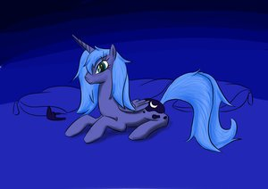 Rating: Safe Score: 0 Tags: animal /bro/ has_child_posts horn horns my_little_pony no_humans pillow pony princess_luna User: (automatic)Anonymous