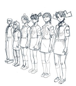 Rating: Safe Score: 0 Tags: ahoge braid dvach-tan electronic-kun eroge glasses long_hair male mithgirl monochrome necktie pioneer pioneer_necktie pioneer_uniform shirt short_hair simple_background sketch skirt slavya-chan smolev_(artist) socks /tan/ twintails unyl-chan ussr-tan User: (automatic)nanodesu
