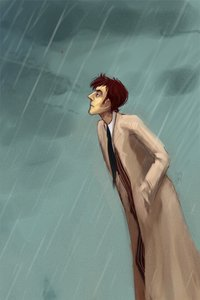 Rating: Safe Score: 0 Tags: /an/ coat doctor_who main_page male outdoors rain short_hair sky User: (automatic)nanodesu