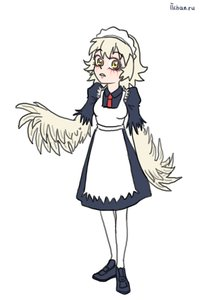 Rating: Safe Score: 0 Tags: deformed_eyes iichan.ru maid maid_apron maid_outfit nijiura_maids rudik_(artist) short_hair silver_hair wings yabai yellow_eyes User: (automatic)Willyfox
