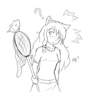 Rating: Safe Score: 0 Tags: ? animal_ears braid butterfly hudozhnik-kun_(artist) long_hair monochrome nekomimi net sketch uvao-chan User: (automatic)Anonymous