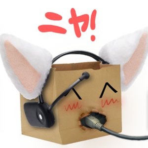 Rating: Safe Score: 0 Tags: ^_^ blush cat_ears headset no_humans photoshop qrbg121-chan zlokot User: (automatic)Anonymous