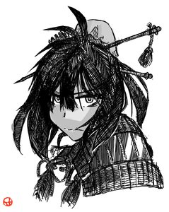 Rating: Safe Score: 0 Tags: alternate_costume bomb-chan bomb-kun_(artist) bun medieval monochrome possible_duplicate simple_background traditional_clothes User: (automatic)nanodesu