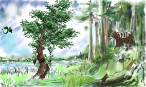 Rating: Safe Score: 0 Tags: collective_drawing flockmod forest grape landscape tagme tree User: (automatic)Anonymous