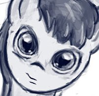 Rating: Safe Score: 0 Tags: animal /bro/ fim mare mlp mlp:fim monochrome my_little_pony no_humans pony simple_background sketch User: (automatic)Anonymous
