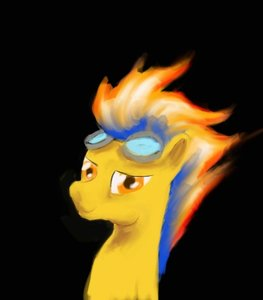 Rating: Safe Score: 0 Tags: animal /bro/ fim madskillz mare mlp mlp:fim my_little_pony no_humans pegasus pony red_eyes red_hair simple_background User: (automatic)Anonymous