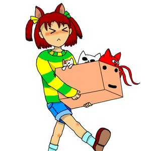 Rating: Safe Score: 0 Tags: >_< :< animal animal_ears box box-kun brown_hair cat cat_ears chibimod-chan child hair_ribbons octocat shamisen shorts striped suzumiya_haruhi_no_yuuutsu sweater tentacles twintails wakaba_colors walking zlokot User: (automatic)timewaitsfornoone