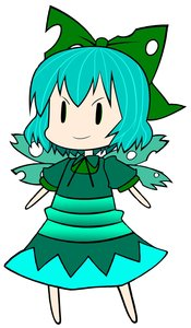 Rating: Safe Score: 0 Tags: /b/ bow changeling character_request chibi chrysalis cirno colored crossover my_little_pony my_little_pony_friendship_is_magic photoshop pony simple_background style_parody tagme touhou User: (automatic)Anonymous