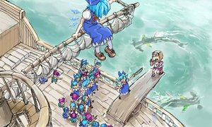 Rating: Safe Score: 0 Tags: cirno sea shark ship unyl-chan User: (automatic)Anonymous