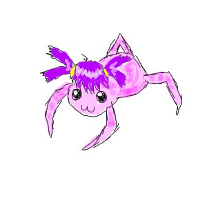 Rating: Safe Score: 1 Tags: :3 bizarre crossover half-life headcrab madskillz oekaki purple_hair twintails unyl-chan User: (automatic)timewaitsfornoone