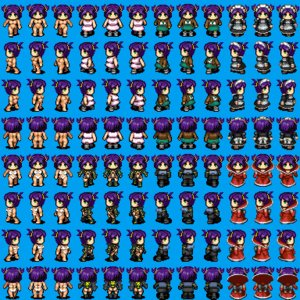 Rating: Safe Score: 0 Tags: armor game_sprite has_child_posts lowres maid maid_outfit nude pixel_art purple_hair sprite_sheet twintails unyl-chan User: (automatic)Anonymous