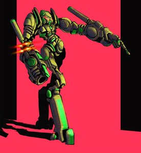 Rating: Safe Score: 0 Tags: gun mecha robot tagme User: (automatic)Willyfox