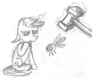 Rating: Safe Score: 0 Tags: animal banhammer /bro/ madskillz monochrome my_little_pony no_humans pony sketch weapon User: (automatic)Anonymous