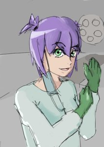 Rating: Safe Score: 0 Tags: purple_hair tagme unyl unyl-chan User: (automatic)Anonymous