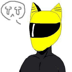 Rating: Safe Score: 0 Tags: animal_ears cat_ears celty_sturluson crying durarara!! frustration gogen_solncev helmet /o/ oekaki parody simple_background sketch white_background User: (automatic)nanodesu