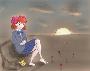 Rating: Safe Score: 0 Tags: gekkan_shoujo_nozaki-kun pikachu rose sakura_chiyo tagme User: (automatic)Anonymous