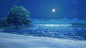 Rating: Safe Score: 0 Tags: background beach eroge full_moon highres landscape moon night no_humans outdoors sand sky summer tree water User: (automatic)Anonymous