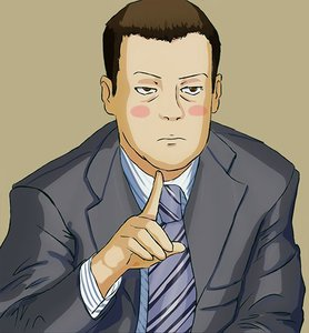 Rating: Safe Score: 0 Tags: blush blush_stickers business_suit finger medvedev necktie politician russian User: (automatic)nanodesu