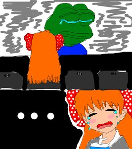 Rating: Safe Score: 0 Tags: crying gekkan_shoujo_nozaki-kun sad_frog sakura_chiyo tagme User: (automatic)Anonymous